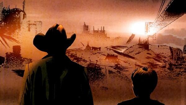 Стивен Кинг «Темная башня: Бесплодные земли»