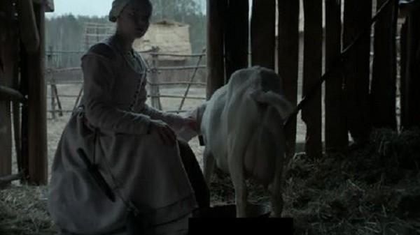 Томосина и коза