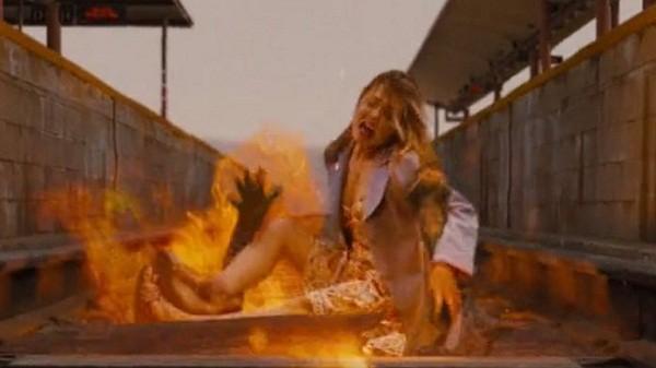 Кристин и алское пламя