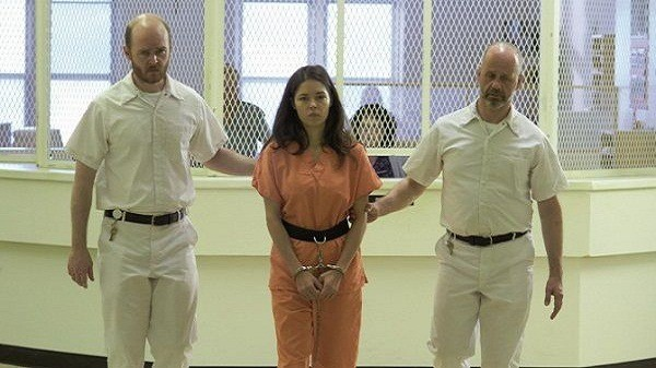 Молли в тюрьме