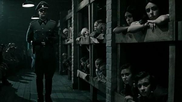 Лагерь нацистов
