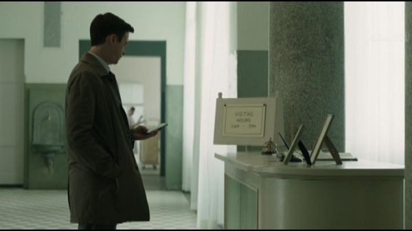 Локхард в больнице