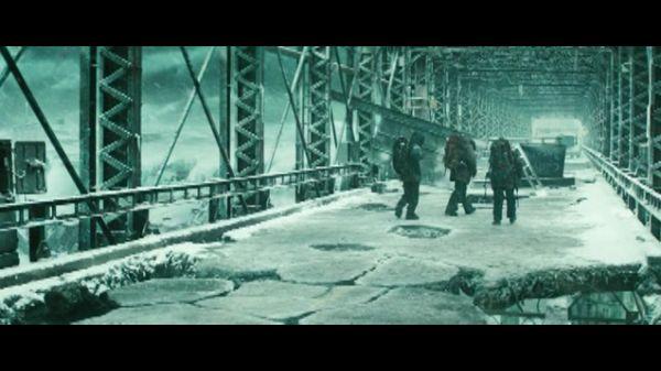Поход через мост