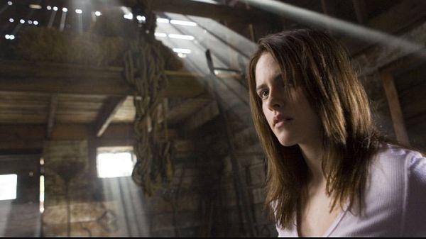 Джесс в сарае