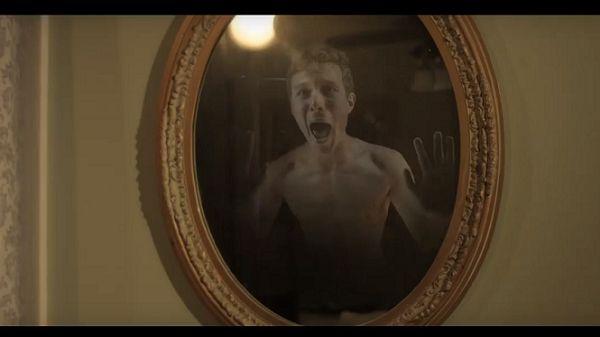 Человек в зеркале