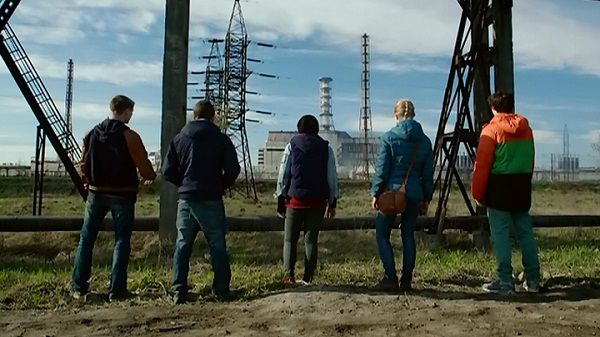 В Чернобыле