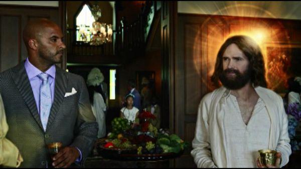 Иисус и Тень