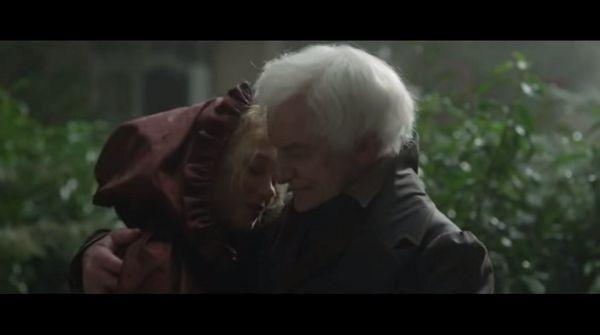 Белль с отцом
