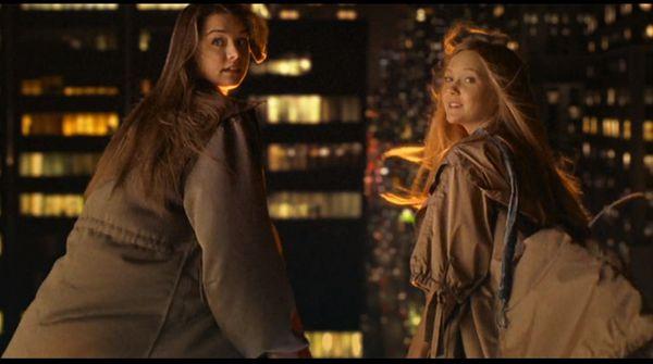 Девочки на крыше