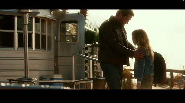 Герой с дочерью