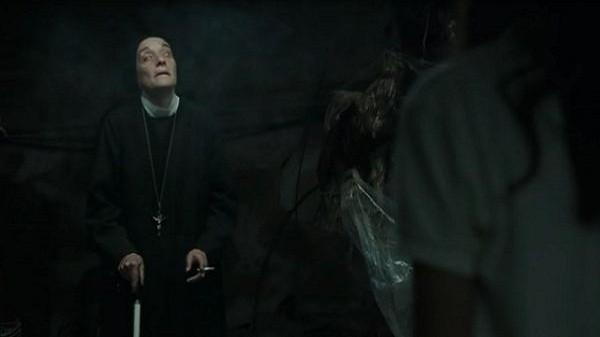 Слепая монашка