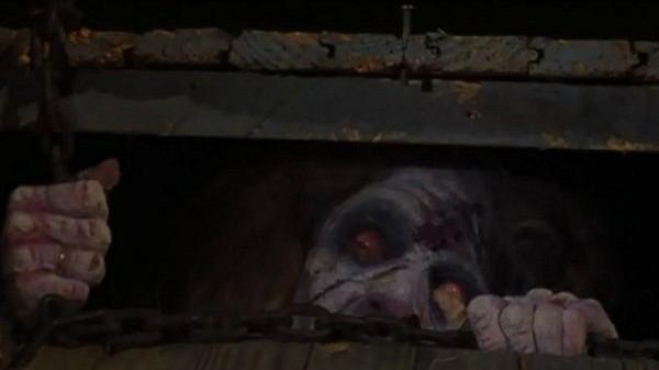 Мертвец в подвале
