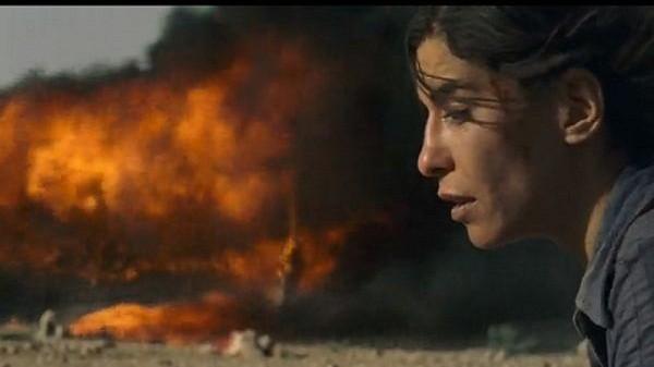 Женщина и огонь