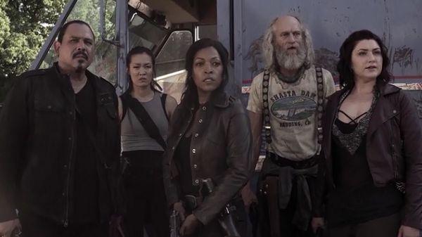 Команда выживших