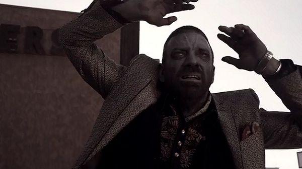 Мёрфи руки вверх