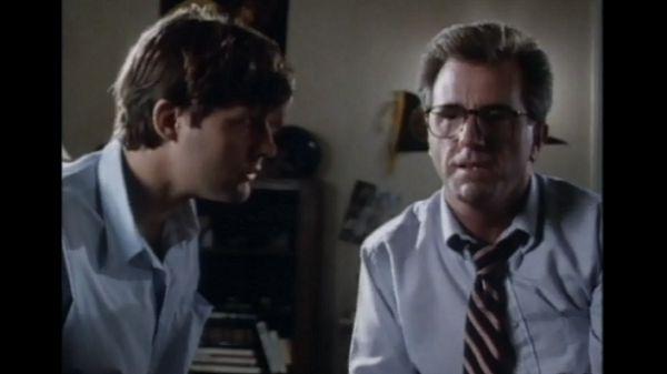 Уильям с отцом