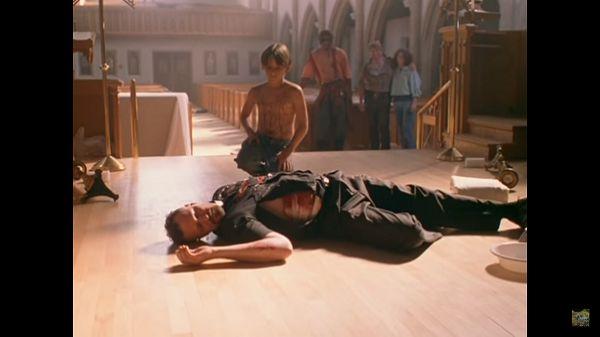 Мертвый священник