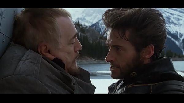 Логан и Страйкер