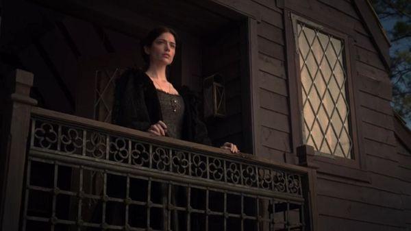 Мэри Сибли ведьма