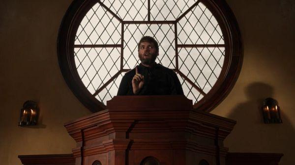 Проповедь Коттона