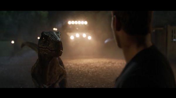 Настоящий динозавр
