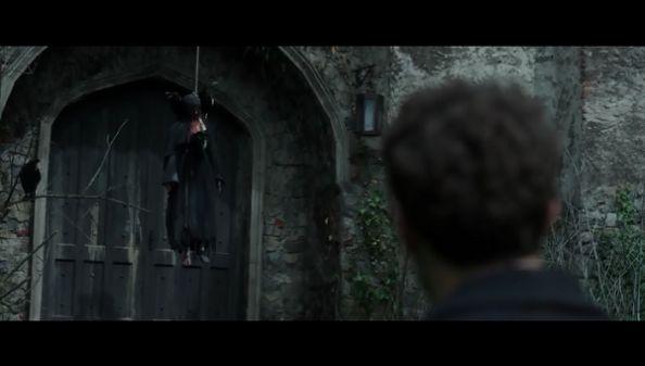 Самоубийство монашки
