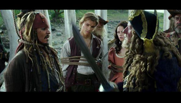 Плененные пираты