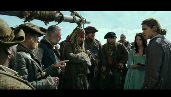 Джек и пираты