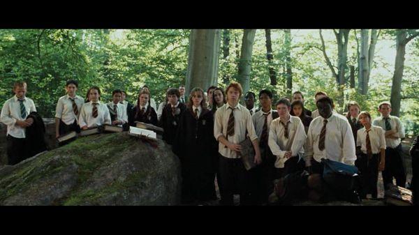 Ученики Хогвартса