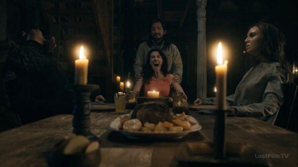 Ужин с мертвецами