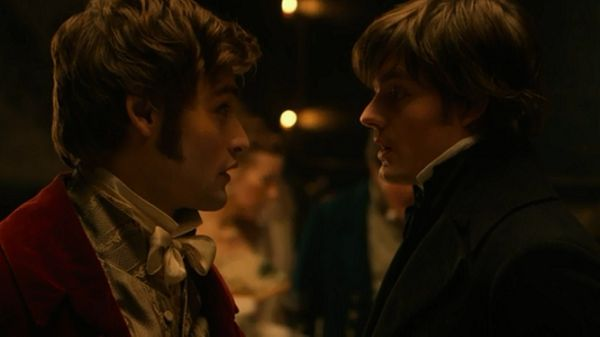Дарси и его друг