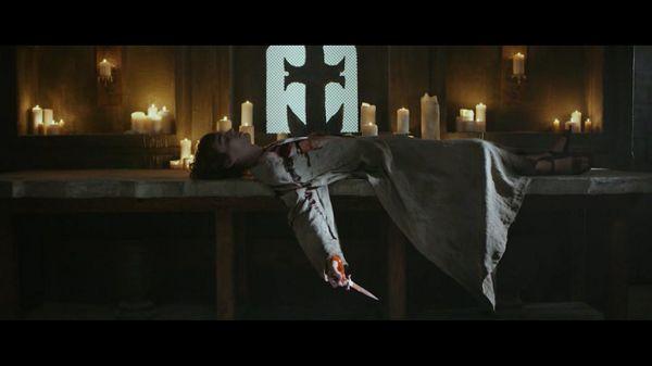 Самоубийство монаха