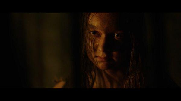 Девочка ведьма