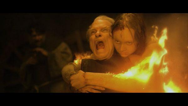 Священник и демон