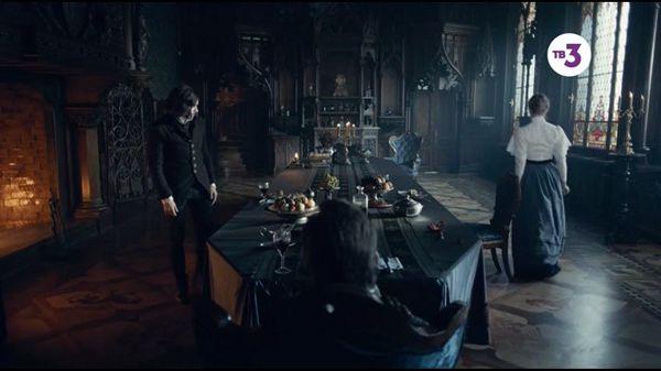 В замке у Лизы