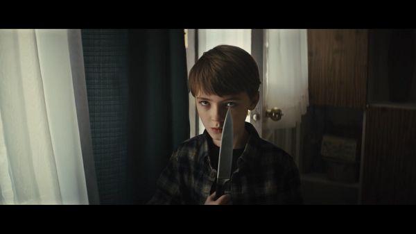 Мальчик с ножом