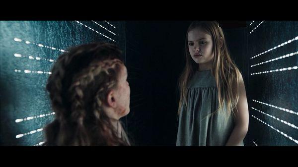 Лиза с дочерью