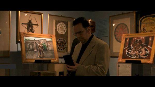 В музее Кроули