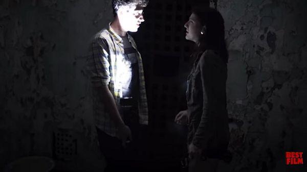 Двое в темноте
