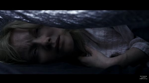 Оливия под одеялом